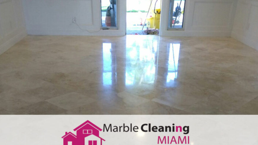 Marble Cleaning Miami